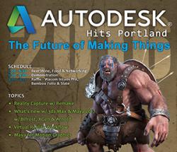 Cascade ACM SIGGRAPH, Cascade, SIGGRAPH, Autodesk, Autodesk Hits Portland 2016, Empirical Theater
