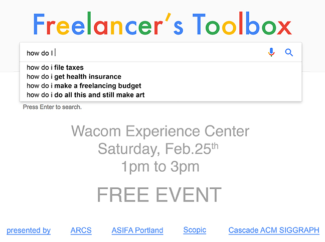 freelancer's toolbox flyer-c